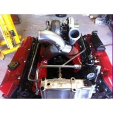 Irate Diesel Hard Line Regulated Return kit fits 94-97 7.3L Powerstrokes