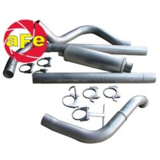 "AFE 49-13005 4"" Alum. Turbo Back MachForce Exhaust for 03-07 Ford 6.0L"