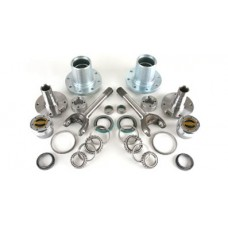 Dynatrac FO60-3X1104-B Ford Free Spin Hub Conversion Kit With Fine Studs Fits 99-04 Ford F250/F350